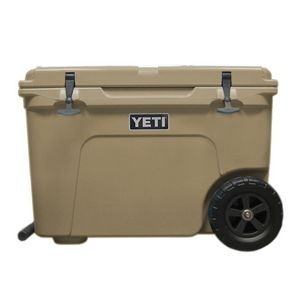 Full Color Printed Authentic Yeti Tundra Haul 50qt Cooler w/ Wheels
